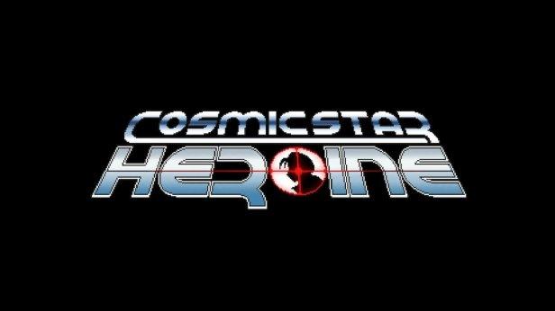 cosmic 1 - title