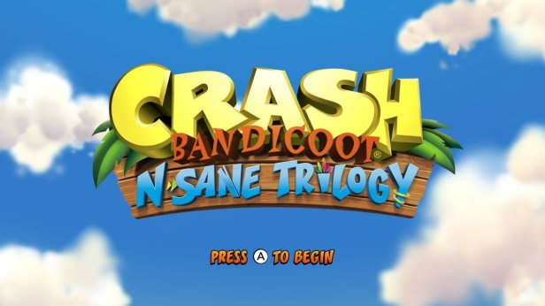crash 1 - title