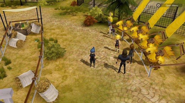 ffxv 3 - gameplay