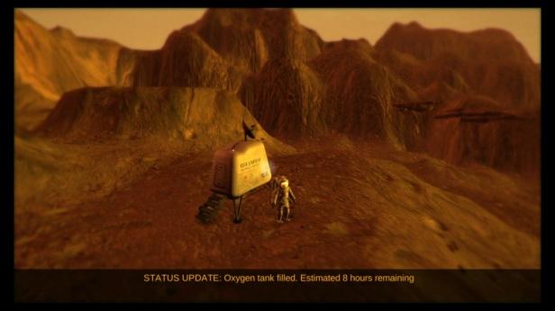 Lifeless Planet - Oxygen