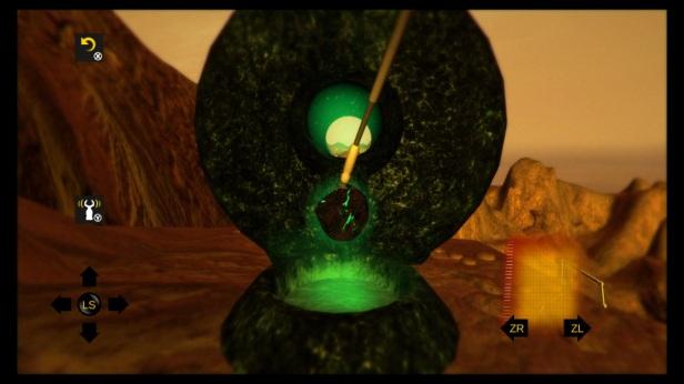 Lifeless Planet - Robot Arm