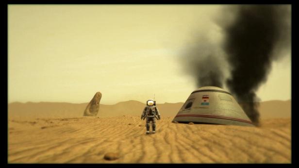 Lifeless Planet - Shuttle