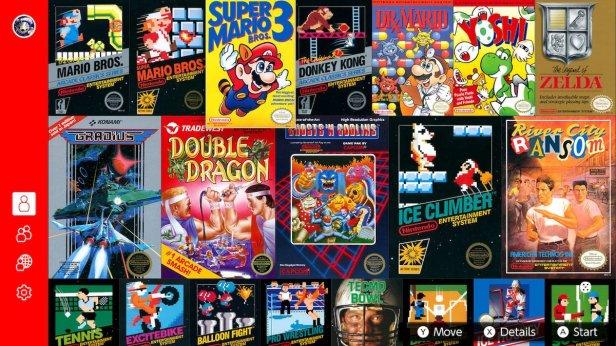 NES 2 - games