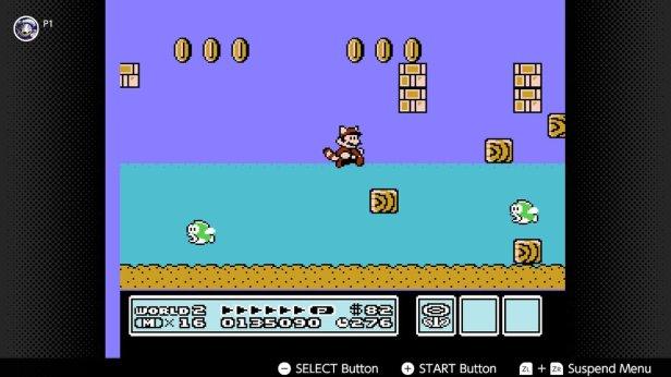 NES 3 - mario