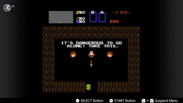 NES 5 - zelda