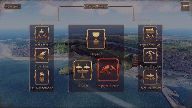 sky 2 - game modes
