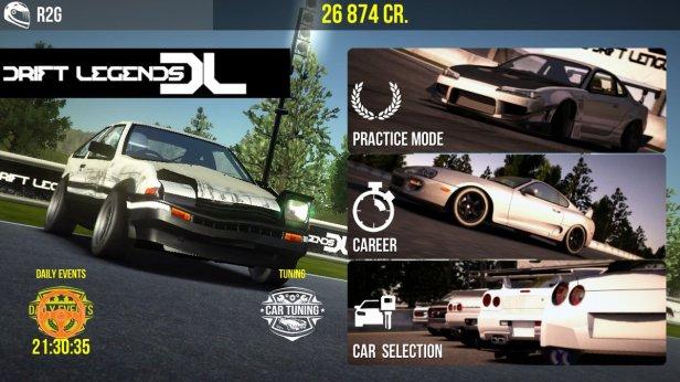 drift 2 - modes