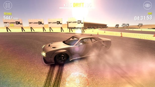 drift 7 - pres