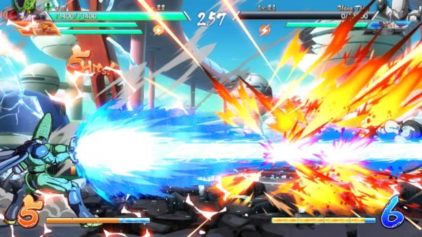 fighterz 6 - combat