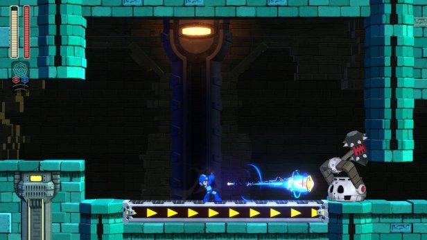 megaman 3 - buster shot