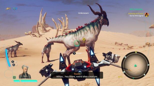 starlink 3 - gameplay