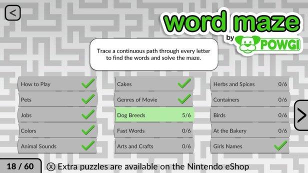 word 3 - categories