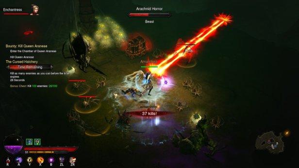 d3 - gameplay