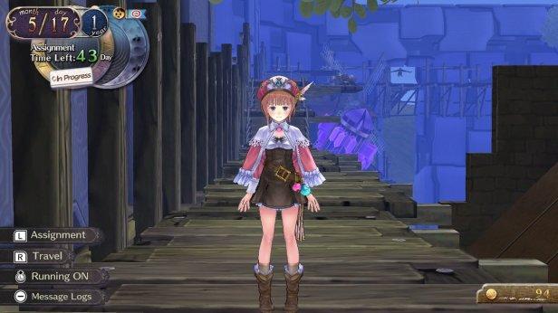 atelier 3 - gameplay
