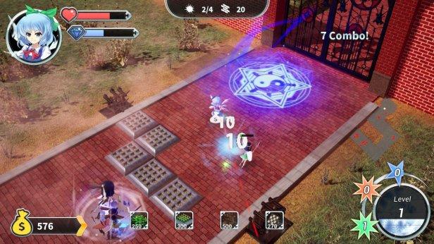 gen 3 - gameplay