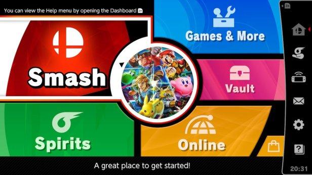 smash 5 - game modes