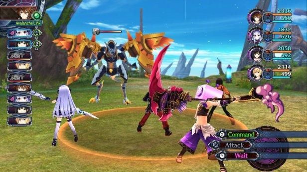 fairy 5 - combat