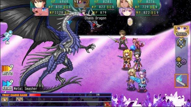 hearts 3 - dragon