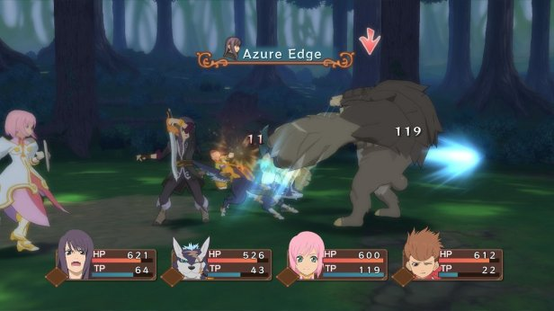 tales 4 - combat
