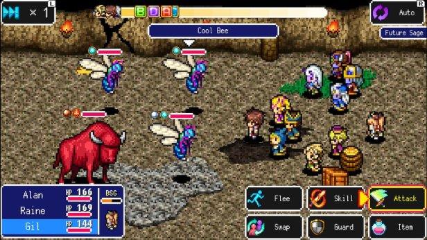 alvastia 3 - gameplay
