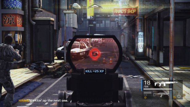 modern 4 - gameplay