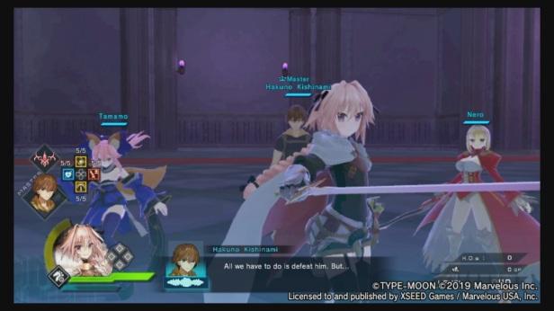 fate 4 - gameplay