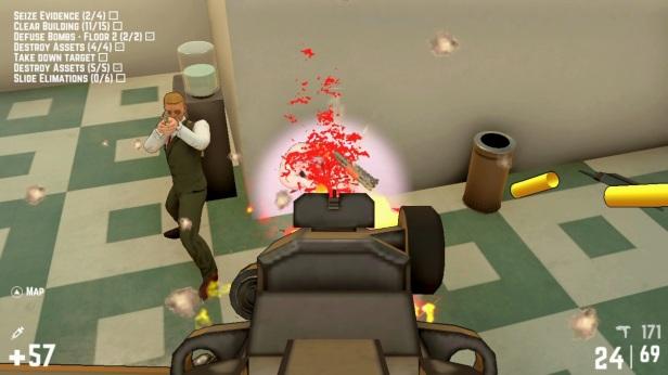 rico 3 - gameplay