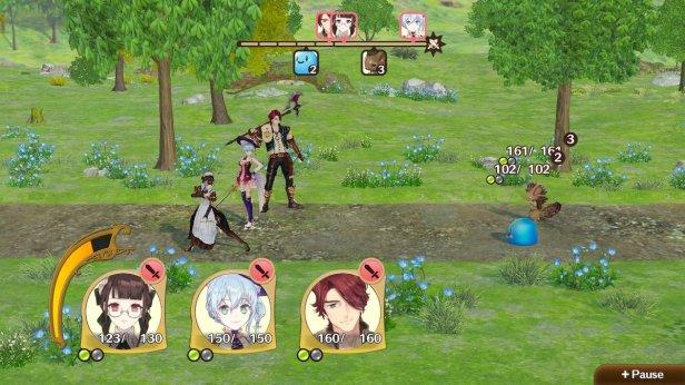 nelke 5 - combat